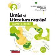 Exerciţii practice de limba şi literatura română. Caiet de lucru. Clasa a VIII-a