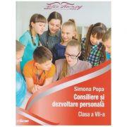 Consiliere si dezvoltare personala, clasa a VII-a