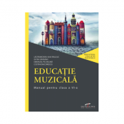 Educatie muzicala. Manual pentru clasa a VI-a - CD Press
