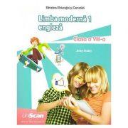 Limba moderna 1 engleza clasa a VIII-a