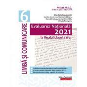 Evaluarea Națională 2021 la finalul clasei a VI-a. Limbă și comunicare