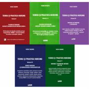 Pachet 5 Volume - Teoria si practica nursing, autor Vasile Baghiu