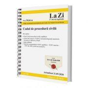 Codul de procedură civilă. Cod 718. Actualizat la 21.09.2020