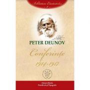 Conferinte 1914-1917 - Peter Deunov