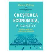 Cresterea economica, o amagire. Bogatia, saracia si bunastarea natiunilor - David Pilling