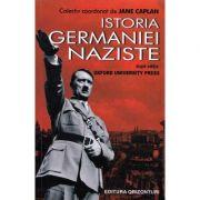 Istoria Germaniei naziste - Jane Caplan