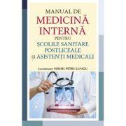 Manual de MEDICINA INTERNA - Scolile sanitare postliceale si asistenti medicali