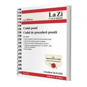 Codul penal şi Codul de procedură penală. Cod 723. Actualizat la 20.10.2020