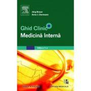 Ghid clinic - Medicina interna, Editia a 11-a, Jorg Braun