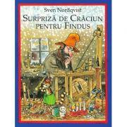 Surpriză de Crăciun pentru Findus - Sven Nordqvist