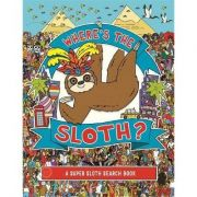 Where's the Sloth? : A Super Sloth Search and Find Book