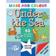 Make & Colour Under the Sea