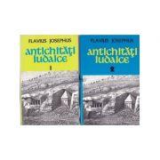 Antichitati iudaice (2 volume) - Flavius Josephus
