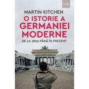 O istorie a Germaniei moderne de la 1800 până în prezent