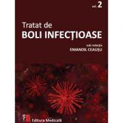 Tratat de boli infectioase. Vol. 2 - Emanoil Ceausu