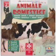 Prima carte cu animale domestice