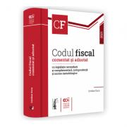 Codul fiscal comentat si adnotat cu legislatie secundara si complementara, jurisprudenta si norme metodologice – 2021