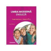 Limba moderna engleza. Caiet de lucru pentru clasa a II-a - Claudia Draganoiu