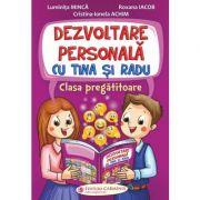 Dezvoltare personala cu Tina si Radu. Clasa pregatitoare