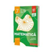 Matematica. Algebra, geometrie. Caiet de lucru. Clasa a VII-a. Initiere. Partea I - Ion Tudor