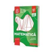 Matematica. Algebra, geometrie. Caiet de lucru. Clasa a VIII-a. Initiere. Partea I - Ion  Tudor