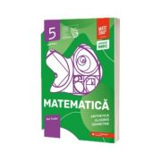 Matematica. Aritmetica, algebra, geometrie. Caiet de lucru. Clasa a V-a. Initiere. Partea I - Ion Tudor