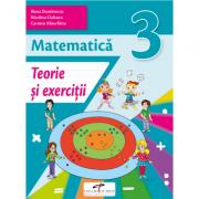 Matematica. Caiet de activitati. Clasa a III-a - Iliana Dumitrescu, Nicoleta Ciobanu, Alina Carmen Birta, Vasile Molan