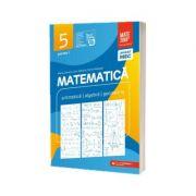 Matematica, consolidare. Culegere pentru clasa a V-a, partea I (2021-2022) - Maria Zaharia