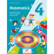 Matematica. Manual pentru clasa a IV-a - Iliana Dumitrescu, Nicoleta Ciobanu, Vasile Molan