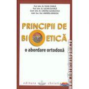 Principii de bioetica. O abordare ortodoxa