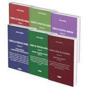 Pachet 6 Volume - Teoria si practica nursing, autor Vasile Baghiu