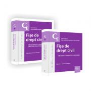 Fise de drept civil. Editia a 6-a 2021 (2 volume) - Gabriel Boroi