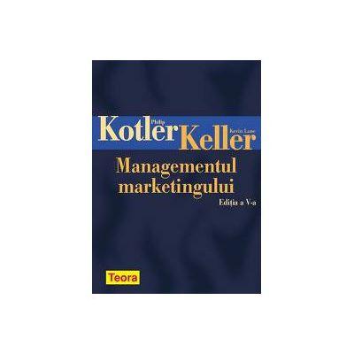 Managementul Marketingului