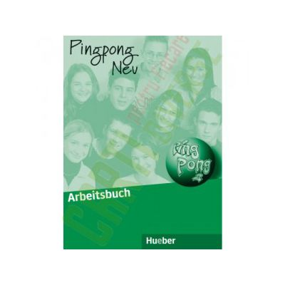 Limba germana. Pingpong 2. Caietul elevului