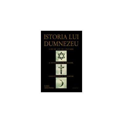 Istoria lui Dumnezeu (paperback)
