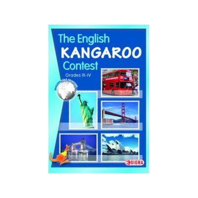 The English Kangaroo Contest, Grades III-IV (2006-2013 editions)