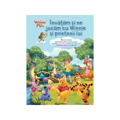Disney pentru copii deştepţi. Învăţăm şi ne jucăm cu Winnie şi prietenii lui