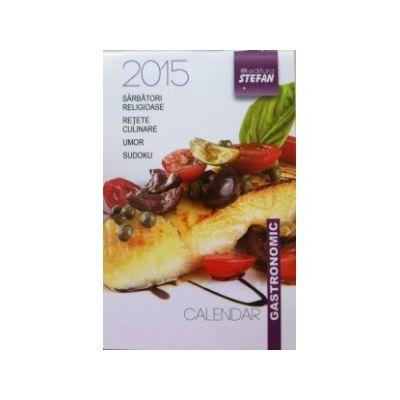 Calendar gastronomic 2015