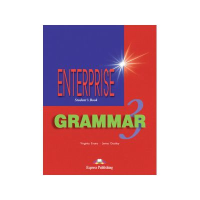 ENTERPRISE GRAMMAR 3 Student's Book