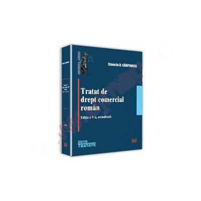 Tratat de drept comercial