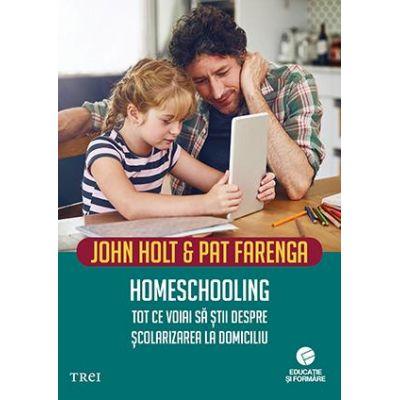 Homeschooling. Tot ce voiai să știi despre școlarizarea copilului