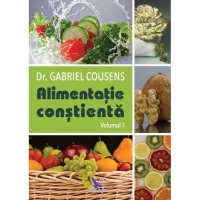 Alimentația conștientă 2 volume -