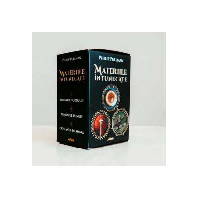 Materiile întunecate - set box - Philip Pullman