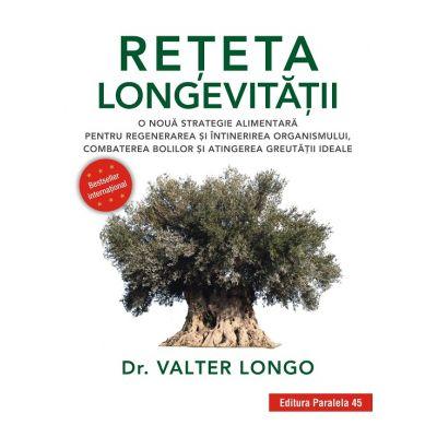 Rețeta longevității - Valter Longo