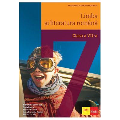 Limba si literatura română. Manual pentru clasa a VII-a