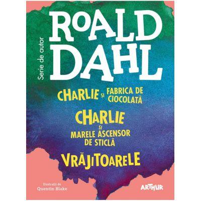 Box set ROALD DAHL [3 volume] - Roald Dahl