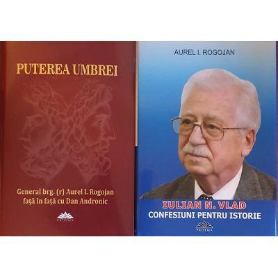 Aurel Rogojan - set doua carti