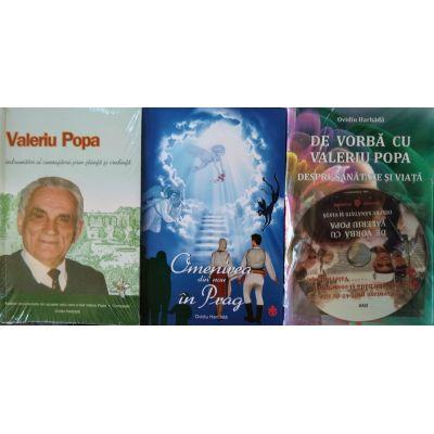 Ovidiu-Harbada - pachet 3 carti