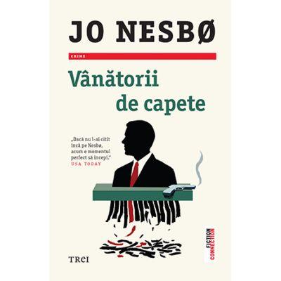 Vânătorii de capete - Jo Nesbø