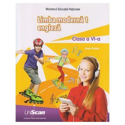 Limba moderna 1 ENGLEZA, clasa a VI-a